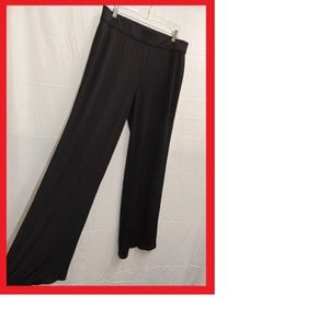 $35 Max Edition Wide Trouser Black Pants XL Nice